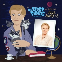 Listen to Julie Andrews on THE STORY PIRATES PODCAST Photo