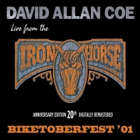Cleveland International Records to Release Live Album From David Allan Coe Photo