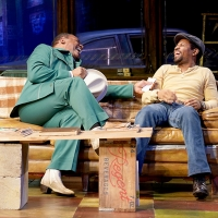 Photo Flash: First Look at JITNEY at Arena Stage