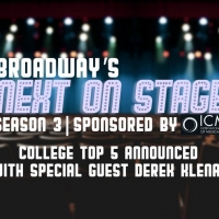 VIDEO: Broadway's Next on Stage College Top 5 Announced - Watch Now! Photo
