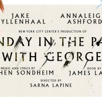 London Production of SUNDAY IN THE PARK WITH GEORGE, Starring Jake Gyllenhaal and Ann Photo