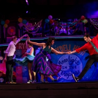 BWW Review: GREASE  at Music Theatre Wichita At The Capitol Federal Amphitheater In A Photo