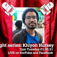 A Little New Music's THE SPOTLIGHT SERIES Presents Khiyon Hursey Photo