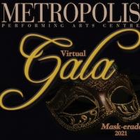 Metropolis Presents Annual Fundraiser VIRTUAL GALA: MASK-ERADE Photo
