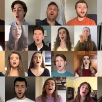 VIDEO: Watch West End Stars and Irish Youth Musical Theatre Sing 'You'll Never Walk A Video