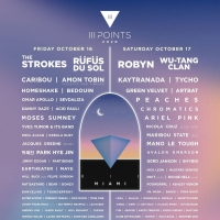 III Points Shifts To Fall & Adds Rufus Du Sol, Artbat, Peaches & Chromatics To Lineup Photo