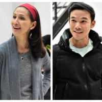 Photo Coverage: Get a First Look at THE BAND'S VISIT In Rehearsals