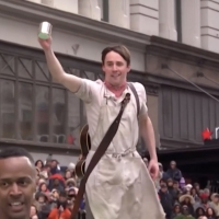 VIDEO: Watch The Cast of HADESTOWN Livin' It Up On Top at the Macy's Thanksgiving Day Video