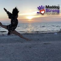 #MeaningfulMonday - Meet Sam with The Maddog Strong Foundation! Photo