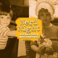 Katie Dahl and Matt Zembrowski Headline NORTHERN SKY NERD NIGHT Photo