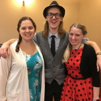 Rachel Holdman And Emilie Miller of THE LAST FIVE YEARS at Openstage Theatre Company