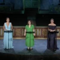 VIDEO: Sneak Peek at the Metropolitan Opera's THREE DIVAS IN CONCERT, Premiering Tonight Photo
