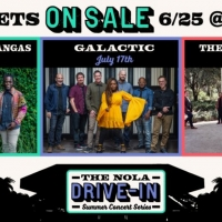The NOLA Drive-In Summer Concert Series Comes to The Lakefront Arena July 10 Photo