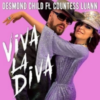 Desmond Child & Countess Luann From RHONY Release 'Viva La Diva'