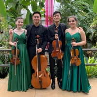 Dasani String Quartet Takes Silver Medal at 2020 Fischoff National Chamber Music Comp Photo
