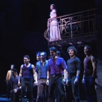 Broadway Rewind: WEST SIDE STORY Rumbles Back to Broadway in 2009! Video
