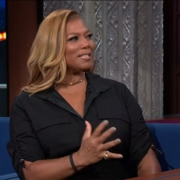 VIDEO: Queen Latifah Gives THE LATE SHOW a Taste of Ursula Photo