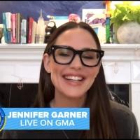 VIDEO: Jennifer Garner Talks Sweet Potato Pie on GOOD MORNING AMERICA Photo