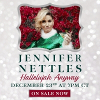 BWW Interview: Jennifer Nettles Talks HALLELUJAH ANYWAY Holiday Special, GO-BIG SHOW, Photo