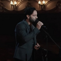 VIDEO: Ramin Karimloo Sings 'Constant Angel' From Upcoming Streaming Concert at the London Photo