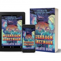 Charlotte Dune Releases New Magical Romance Novel MUSHROOM HONEYMOON Photo