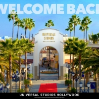 Universal Studios Hollywood to Reopen on Friday, April 16 Photo