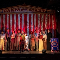 BWW Review: True story of the Cardiff Giant in the family friendly musical THE GIANT  Photo