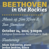Beethoven In The Rockies Presents THE PIANO MUSIC OF JIM KLEIN & IAN JAMISON Photo