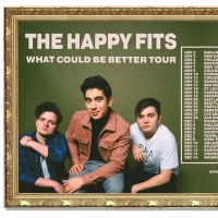 The Happy Fits Announce 31-City 'What Could Be Better' Tour Photo