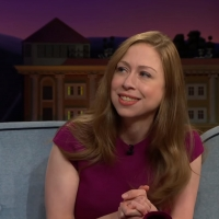 VIDEO: Chelsea Clinton Talks About Meeting Sally Ride at Space Camp on THE LATE LATE  Video