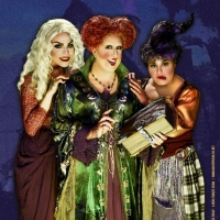 IT'S JUST A BUNCH OF HOCUS POCUSReturns To The Kelsey Theater Photo