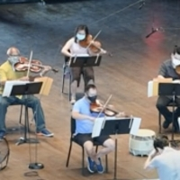 Philadelphia Orchestra Rehearses For the First Time Since March Photo