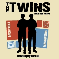 BWW REVIEW: THE TWINS Pairs Popular Comedian and Performer Greg Fleet and Acclaimed D Photo