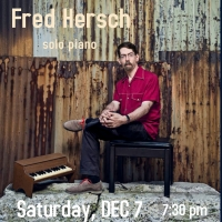Acclaimed Piano Master Fred Hersch is Coming to the Senate Garage