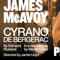 Tickets Go On Sale For The Jamie Lloyd Company's CYRANO DE BERGERAC Starring James Mcavoy
