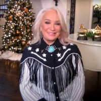 VIDEO: Tanya Tucker Performs 'Bring My Flowers Now' on THE KELLY CLARKSON SHOW Video