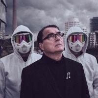 KRAFTWERK's Wolfgang Flür Collaborates With U96 on 'Transhuman' Photo