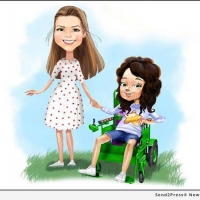 Natalie Gonchar's Book 'Mr. Gringle's Magical Wheelchair' Improves Diversity In Child Photo