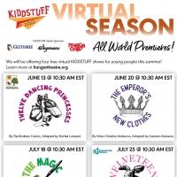 Hangar Theatre Company Presents Free Virtual KIDDSTUFF Shows Photo