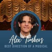 MOULIN ROUGE!'s Alex Timbers Wins 2020 Tony Award for Best Direction of a Musical Photo