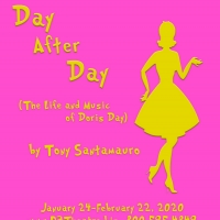 P3 Theatre Company Presents The Western Regional Premiere Of DAY AFTER DAY (the Life And Music Of Doris Day)