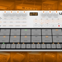 IK Multimedia Offers Free Drum Anthology Libraries for UNO Drum Photo