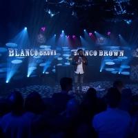 VIDEO: Watch Blanco Brown Perform 'TN Whiskey' on JIMMY KIMMEL LIVE!