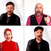 VIDEO: THE SHOWSTOPPERS Create A Song in 24 Hours: 'Don't Go Out' in the Style of WES Video