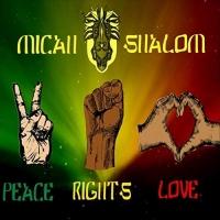 Micah Shalom Drops New Single 'Peace, Rights, Love'