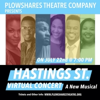 Plowshares Theatre Company Presents HASTINGS STREET Virtual Concert Photo