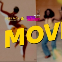 Siren Pack And Retro Factory Present MOVE IT! - A DIGITAL DANCE PARTY Photo