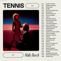 Tennis Announces Tour Dates, New Album Out February 14