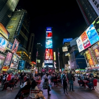IG LIVE! Sigue ¡VIVA BROADWAY! When we see ourselves desde Times Square Photo