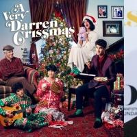 Darren Criss Announces Debut Holiday Album A VERY DARREN CRISSMAS Album